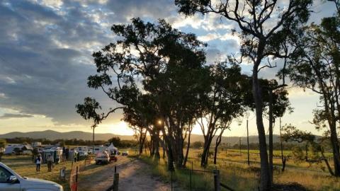 Stanthorpe Rocks - Campground
